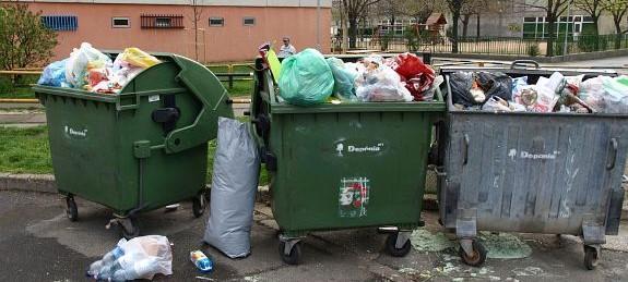 Társasházi hulladékkezelés: cél egy élhetőbb környezet