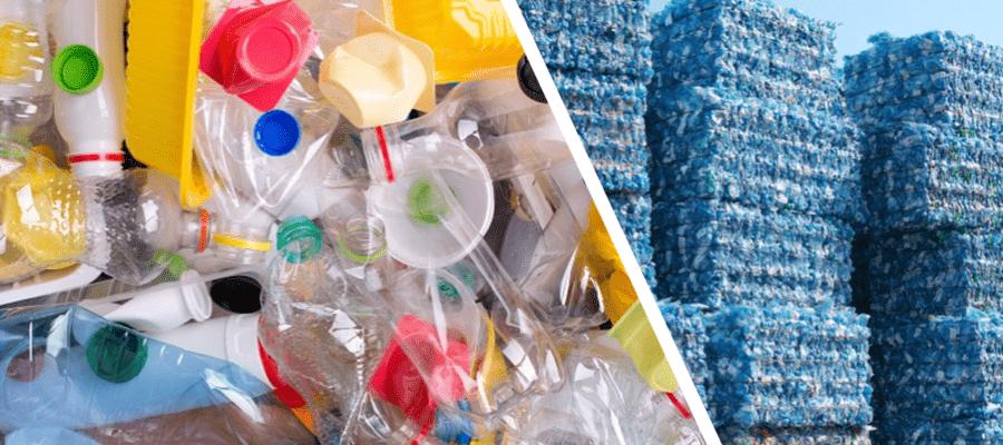 Műanyagok kezelése az újrahasznosításig