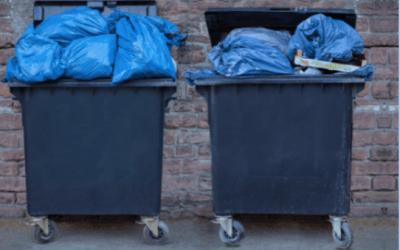 Bevétel a kommunális hulladékból