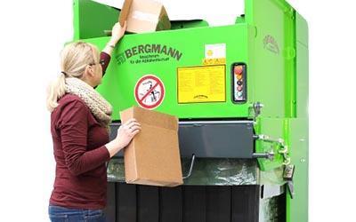 hulladékprések