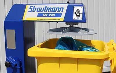A legkisebb fiú – Strautmann MT240®