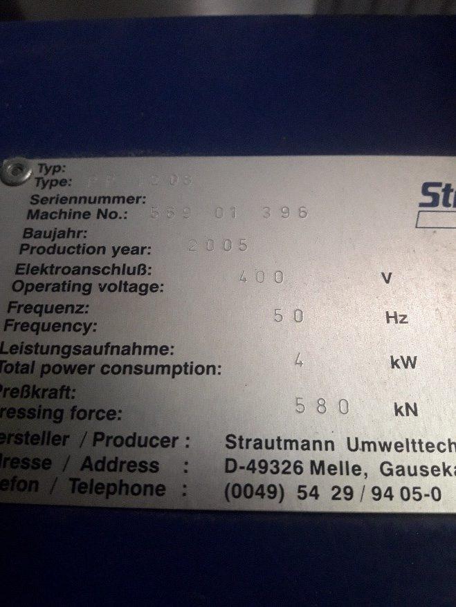 PP1208 bálázógép2